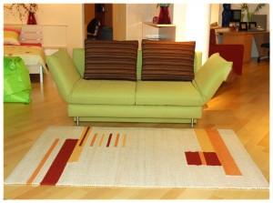 Schön und enorm komfortabel – Schafwollteppiche bei Textilshop.at